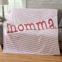 Our Special Lady 60-Inch x 80-Inch Fleece Blanket