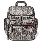 SKIP*HOP® Forma Backpack Diaper Bag in Grey