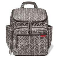 SKIP*HOP® Forma Backpack Diaper Bag in Grey