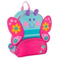 Stephen Joseph® Butterfly Sidekick Backpack in Pink