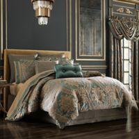 J. Queen New York™ Montgomery King Comforter Set in Emerald