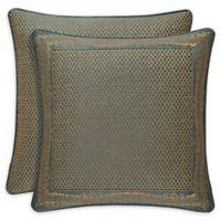 J. Queen New York™ Montgomery European Pillow Sham in Emerald