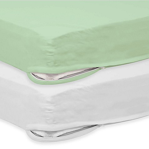 Foundations 4-inch Crib Sheets