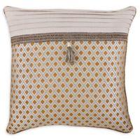 Croscill® Philomena European Pillow Sham in Beige