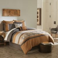 Diamante 6-Piece Twin Comforter Set in Gold