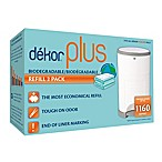 Diaper Dekor Plus Diaper Disposal Refills in Green (2-Pack)