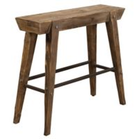 Uttermost Hayes Wooden Console Table