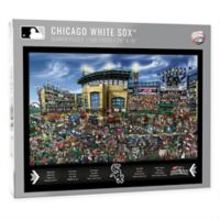 MLB Chicago White Sox 500-Piece Find Joe Journeyman Puzzle