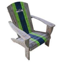 NFL Seattle Seahawks Wooden Adirondack Chair