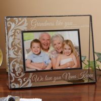 Grandmas Like You 4-Inch x 6-Inch Glass Picture Frame
