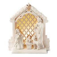 Lenox® Illuminations Nativity Scene Figurine