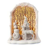 Lenox® Illuminations Woodland Scene Figurine