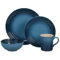 Le Creuset® 16-Piece Dinnerware Set in Marine