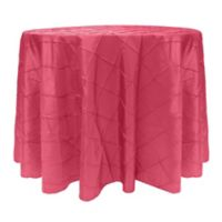 Bombay 60-Inch Round Tablecloth in Watermelon