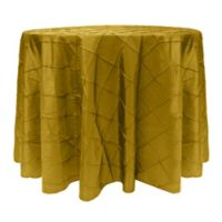 Bombay 72-Inch Round Tablecloth in Green