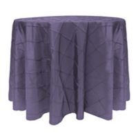 Bombay 72-Inch Round Tablecloth in Lavender