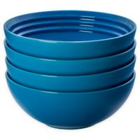 Le Creuset® Soup/Cereal Bowls in Marseille (Set of 4)