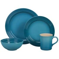 Le Creuset® 16-Piece Dinnerware Set in Caribbean
