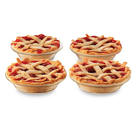 Libbey 174 Just Baking Mini Pie Dishes Set Of 10 Bed Bath