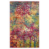 Unique Loom Ivy Barcelona 5' X 8' Powerloomed Area Rug