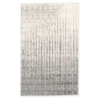 "Unique Loom Jennifer Del Mar 3'3"" X 5' Powerloomed Area Rug in Gray"