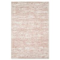 Magnolia Home by Joanna Gaines Knotted 2'5 x 7'6 Runner in Ivory/Blush