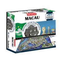 4D Cityscape Time 1000-Piece Macau, China Jigsaw Puzzle