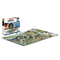 4D Cityscape Time Berlin, Germany Puzzle