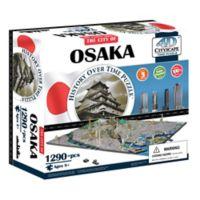 4D Cityscape Time Osaka, Japan Puzzle