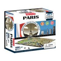 4D Cityscape Time Paris, France Puzzle