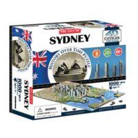 4D Cityscape Time Sydney, Australia Puzzle