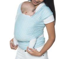 Ergobaby™ Aura Wrap Baby Carrier in Baby Blue