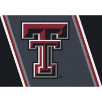 Texas Tech University 2-Foot 8-Inch x 3-Foot 10-Inch Extra Small Spirit Rug