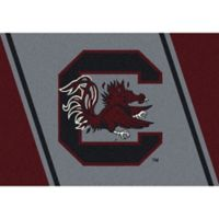 University of South Carolina 2-Foot 8-Inch x 3-Foot 10-Inch Extra Small Spirit Rug