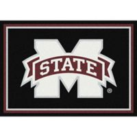 Mississippi State University 7-Foot 8-Inch x 10-Foot 9-Inch Large Spirit Rug