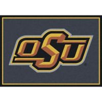 Oklahoma State University 3-Foot 10-Inch x 5-Foot 4-Inch Small Spirit Rug