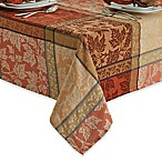 Montvale 52-inch x 70-Inch Oblong Tablecloth in Terracotta