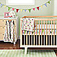 SKIP*HOP® Pretty Pennant Complete Sheet™ 4-Piece Crib Bedding Set