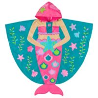 Stephen Joseph® One-Size Mermaid Rain Poncho