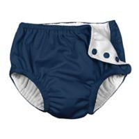 i play.® Size 6M Snap Swim Diaper in Navy