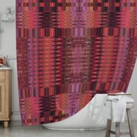 KESS InHouseR Larina Nueva Spice Shower Curtain