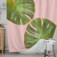 KESS InHouse® Tropico V3 Shower Curtain
