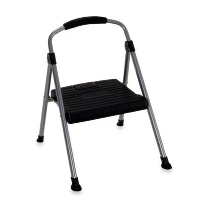 Buy Cosco 174 Retro Chair Step Stool In Red From Bed Bath