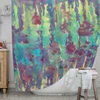 KESS InHouse® Splash Shower Curtain