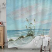 KESS InHouse® Sea Oats Shower Curtain