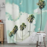 KESS InHouse® Paradise and Heaven Shower Curtain