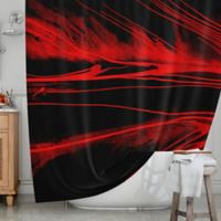 KESS InHouse® In the Detail Shower Curtain