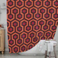 KESS InHouse® The Overlook Shower Curtain