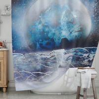 KESS InHouse® Surreal Falls Shower Curtain
