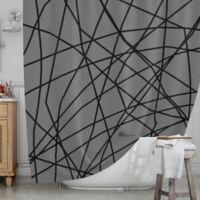 KESS InHouse® Paucina V2 Shower Curtain